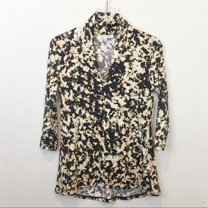 Rose + Olive | Print Top Super Soft Size Small